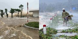 Tin nóng: Miền Trung có khả năng đón bão số 11 cực nguy hiểm