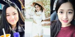 Nhan sắc xinh ngất ngây của nữ sinh 9x người Việt đạt danh hiệu Hoa khôi tại Úc