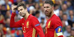 Pique bị tẩy chay tại đội tuyển Tây Ban Nha sau phát biểu ủng hộ Catalunya