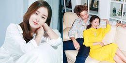 Kim Tae Hee gác lại mọi công việc toàn tâm toàn ý chăm 'tiểu công chúa'