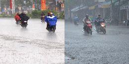 Cảnh báo: Áp thấp nhiệt đới mạnh lên thành bão đang đổ về miền Trung