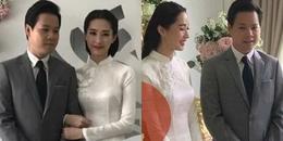 HOT: Hoa hậu Đặng Thu Thảo bí mật tổ chức lễ đính hôn cùng ông xã đại gia