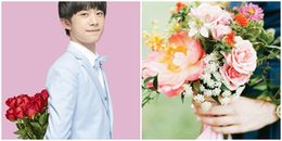 Trắc nghiệm: Bó hoa bạn được tặng từ cậu ấy nhắn nhủ điều gì?