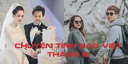 yan.vn - tin sao, ngôi sao - Tình cảm sao Việt tháng 10: Người đám cưới rình rang, kẻ chia tay trong nước mắt