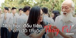 Có một thầy giáo Văn Như Cương tuyệt vời như thế trong mắt các thế hệ học sinh THPT Lương Thế Vinh