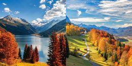 Đây chính là địa điểm ngắm lá mùa thu đẹp mê hồn trên khắp thế giới