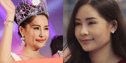 Tân Hoa hậu Đại dương 2017: 'Nhìn lại hình ảnh trên sóng truyền hình, tôi cũng giật mình'