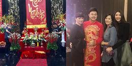 Các sao Việt tại hải ngoại đã cùng nhau cúng Tổ như thế nào?