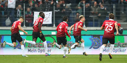 Highlights Hannover 96 4 - 2 Borussia Dortmund: Cơn bĩ cực chưa qua