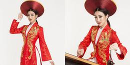 Hé lộ trang phục phần thi tài năng của Đỗ Mỹ Linh ở Miss World 2017