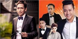 yan.vn - tin sao, ngôi sao - Phản ứng bất ngờ của Duy Mạnh khi bị in hình nhỏ hơn Tuấn Hưng trên poster