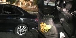 TP.HCM: Xế hộp hạng sang bị đập vỡ kính, lấy trộm tài sản khi đang đỗ trong bãi xe siêu thị