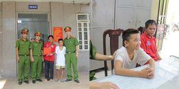 Hà Nội: Công an phường giúp bé trai dân tộc đi lạc xuống Hà Nội suốt 1 tháng về với gia đình