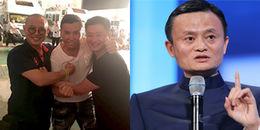 Tỷ phú Jack Ma gây chấn động khi bất ngờ đóng phim võ thuật cùng Hồng Kim Bảo, Chân Tử Đan