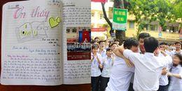 Chân dung thầy hiệu trưởng đáng kính khiến hàng nghìn học sinh khóc nghẹn ngào ngày chia tay
