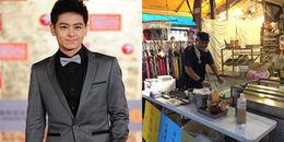 Có em trai nổi tiếng và giàu có, anh Lâm Chí Dĩnh vẫn phải bán quán ăn vỉa hè