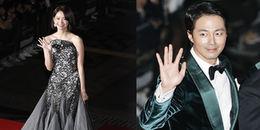 Yoona lộng lẫy như công chúa, tài tử Jo In Sung ngày càng phong độ tại lễ trao giải Oscar Hàn Quốc