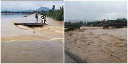 Cập nhật: Tính đến sáng ngày 15/10, mưa lũ làm 102 người chết và mất tích, gây hậu quả nặng nề