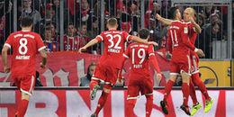 Highlights Bayern Munich 2 - 0 RB Leipzig: 'Hùm xám' lần đầu lên đỉnh
