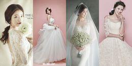 Top 3 kiểu váy cưới giúp nàng dâu che đi khuyết điểm vòng 1 'khiêm tốn'