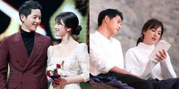 yan.vn - tin sao, ngôi sao - Lộ diện hình ảnh đầu tiên về thiệp cưới của Song Joong Ki- Song Hye Kyo?