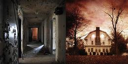 'Rợn tóc gáy' với những ngôi nhà ma ám đáng sợ nhất trên thế giới