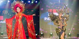yan.vn - tin sao, ngôi sao - Phản ứng của Huyền My khi BTC Miss Grand International công bố nhầm kết quả trang phục dân tộc
