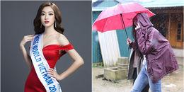 yan.vn - tin sao, ngôi sao - Hoa hậu Đỗ Mỹ Linh bị mất liên lạc, mắc kẹt tại vùng lũ Yên Bái