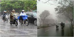 Miền Bắc mưa to 3 ngày liên tiếp từ 7/10, cần đề phòng ngập lụt