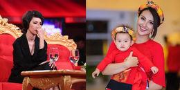 yan.vn - tin sao, ngôi sao - Đồng cảm với Xuân Lan, Hồng Quế khóc khi nhớ lại việc bị người yêu chối bỏ con gái