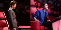 Soobin Hoàng Sơn tiếp tục 'dọa nạt' Vũ Cát Tường trên 'ghế nóng' The Voice Kids