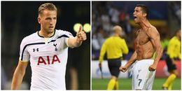Đội hình kết hợp giữa Real Madrid và Tottenham: Song sát C.Ronaldo - Harry Kane