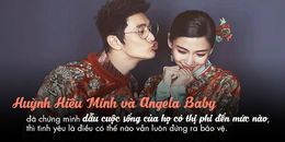 """yan.vn - tin sao, ngôi sao - Huỳnh Hiểu Minh- Angela Baby: Dẫu bị chê bai """"làm màu"""", vẫn cứ hạnh phúc bên nhau"""