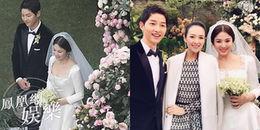 Xuất hiện với vóc dáng tăng cân hơn bình thường, Song Hye Kyo tiếp tục dính nghi án mang thai?