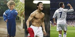 Cristiano Ronaldo và những điều chưa bao giờ kể