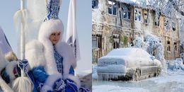 Kỳ lạ ngôi làng lạnh nhất thế giới nhưng nước không hề đóng băng, người dân sống đến trăm tuổi