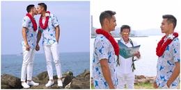 HOT: Hồ Vĩnh Khoa kết hôn đồng giới cùng bạn trai 'soái ca' người Thái Lan