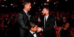 'Bằng mặt không bằng lòng': Ronaldo và Messi loại tên nhau khỏi phiếu bầu The Best 2017