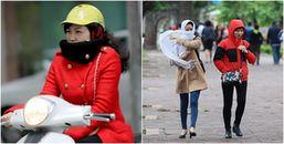 Hà Nội giảm 10 độ vào ngày đầu tuần, lạnh run, nhớ mặc áo khoác khi ra đường nhé!
