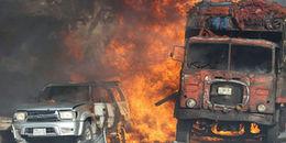 Đánh bom kép đẫm máu tại Somali, ít nhất 231 người thiệt mạng
