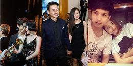 Những sao Việt bị fan phản đối gay gắt chuyện yêu đương