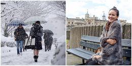 Thời tiết chuyển lạnh, cộng đồng mạng xôn xao phương pháp giảm cân nhờ... ăn mặc phong phanh