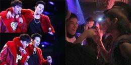 """Fan sướng rơn khi bắt gặp G-Dragon và Seungri vui vẻ """"quẩy"""" Halloween với nhau"""