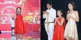 Con gái nuôi danh hài Khánh Nam vượt nỗi buồn đi cúng Tổ sau khi cha qua đời