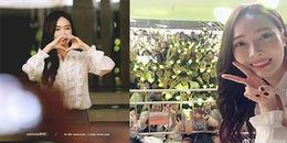yan.vn - tin sao, ngôi sao - Hủy concert vì bão lớn, Jessica vẫn