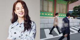 Hé lộ lý do Song Ji Hyo vắng mặt, dàn sao hạng A về sớm giữa đám cưới Song-Song