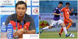 HLV Mai Đức Chung phát biểu gây sốc về các đội bóng tại V League