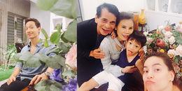 yan.vn - tin sao, ngôi sao - Kim Lý bảnh bao đến mừng sinh nhật mẹ Hồ Ngọc Hà, xoá tan tin đồn