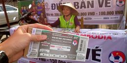 Vé xem đội tuyển Việt Nam không 'sốt' vì đối thủ chưa đủ đặc biệt