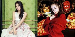 yan.vn - tin sao, ngôi sao - Địch Lệ Nhiệt Ba - Quan Hiểu Đồng: Hai cô gái được
